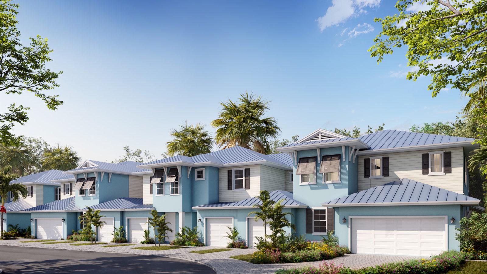 Villa Mar Bonita Beach Exterior 6 Unit Building